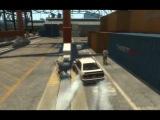 GTA 4 Drift IV Drifting Tokyo GYMKHANA machinima futo mod tuning king san andreas handling