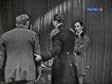 Смоктуновский в роли князя Мышкина (фрагмент I спектакля